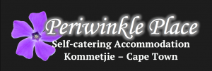 Periwinkle Place Accommodation Kommetjie Cape Town